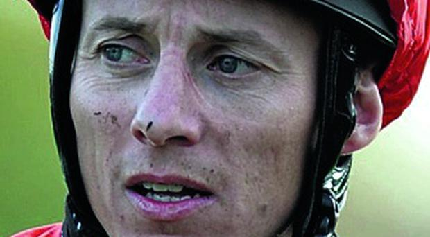 Eddie Ahern will fight to return to racing