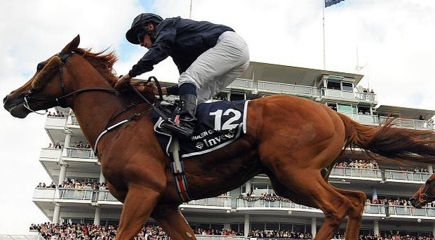 Ruler of the World was victorious at Epsom