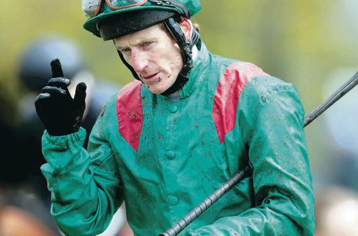 Jockey Johnny Murtagh