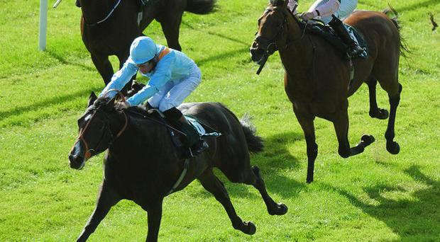 Toormore wins the National Stakes