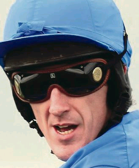 Winner again: Tony McCoy was successful at Limerick