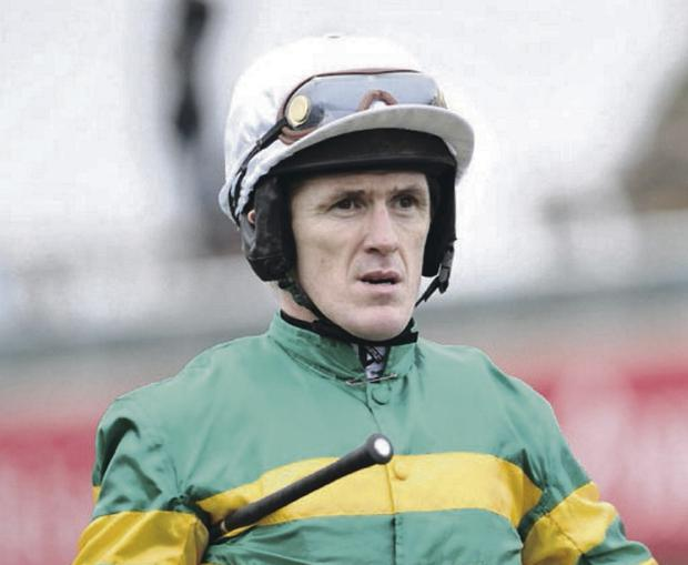 Tony McCoy is set to race at Down Royal this afternoon