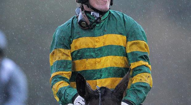 The wait goes on for Tony McCoy