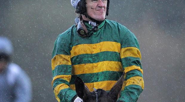 Tony McCoy is on the brink of riding his 4,000th winner.