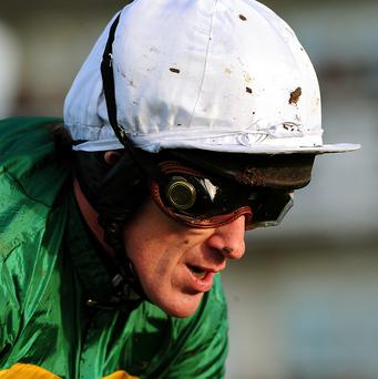 Tony McCoy rode his 4,000th winner at Towcester
