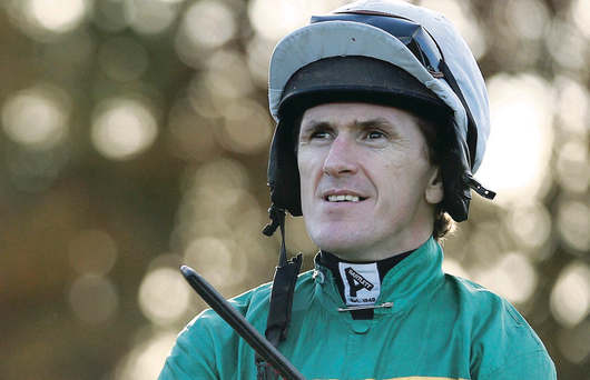 Magic number: AP McCoy has ridden an unprecedented 4,000 winners