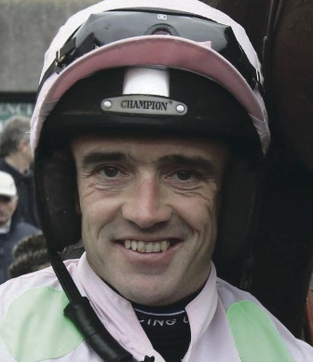 Ruby Walsh will ride Our Conor in the Ryanair