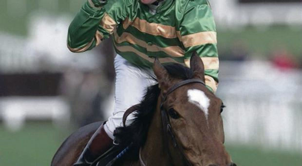 Charlie Swan and Istabraq