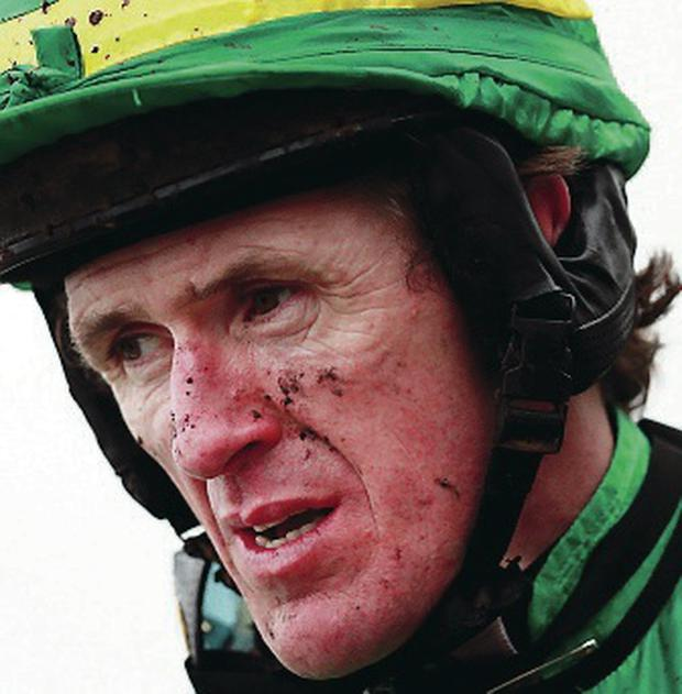 National hero: Tony McCoy