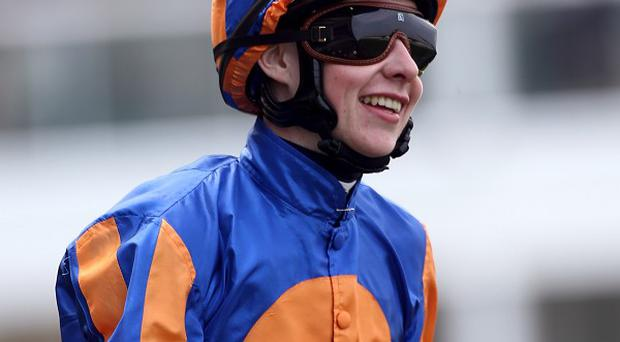 Joseph O'Brien is looking forward to partnering Exotic at Gowran Park