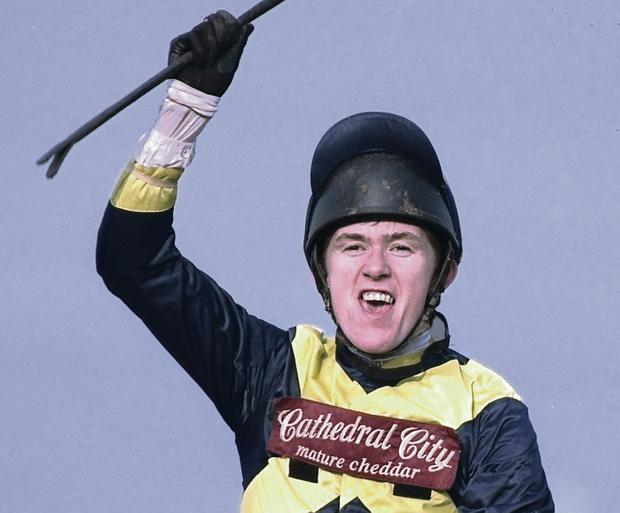 Tony McCoy moved to within two winners of his fastest ever century thanks to a 16-1 double at Worcester last night