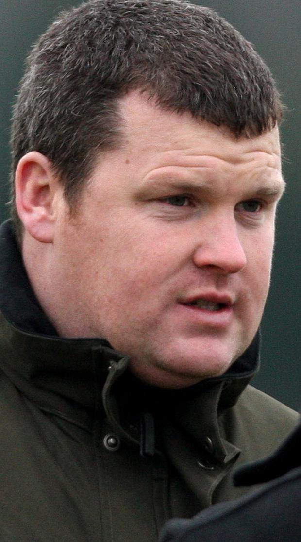 At last: Gordon Elliott can put near misses behind him