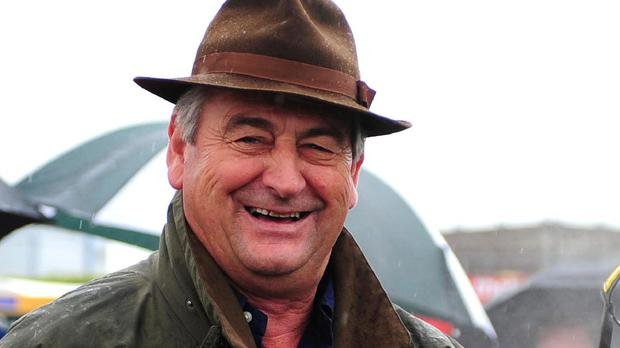 Double chance: Noel Meade has good prospects at Down Royal today