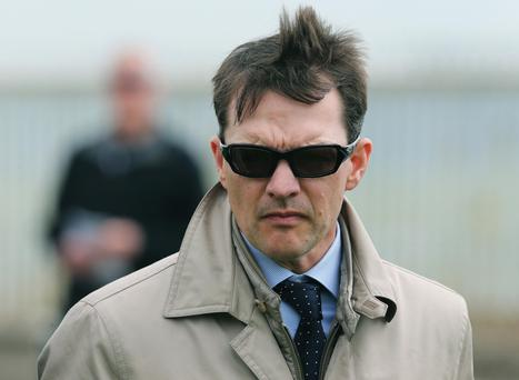 Chester hope: Aidan O'Brien
