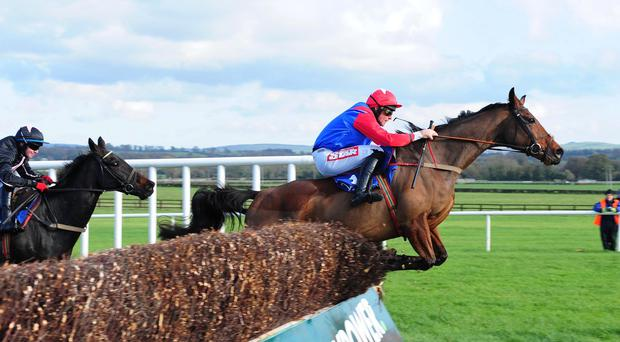 Moscow Mannon takes the last on his way to victory
