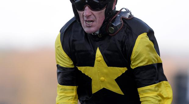 Waiting game: Tony McCoy as yet has no ride in King George