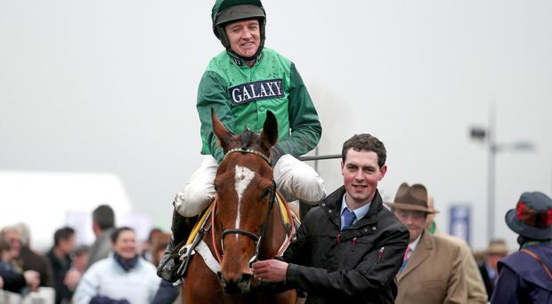 Injury blow: Barry Geraghty