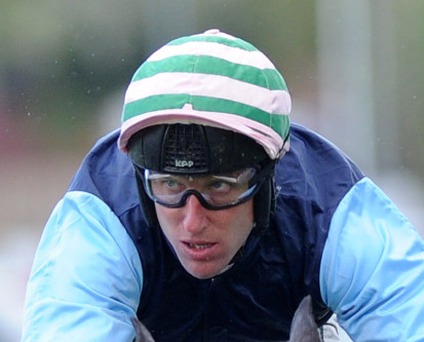 Power surge: Robbie Power on way to victory on New World at Down Royal