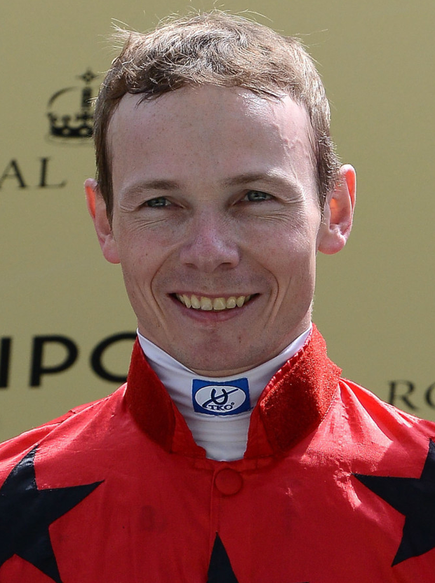 High hopes: Top jockey Jamie Spencer will be on board Norville at Doncaster