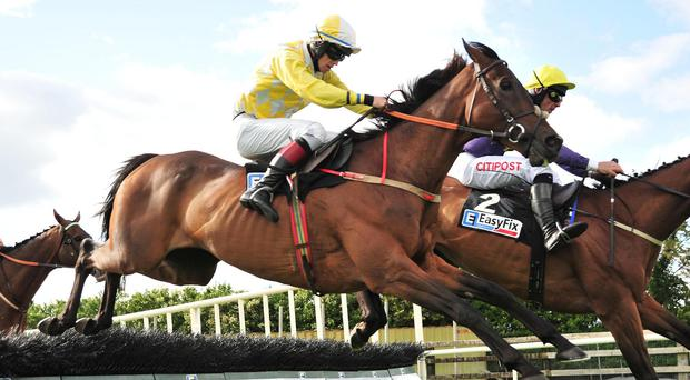 Beckwith Star (near) grinds it out at Galway