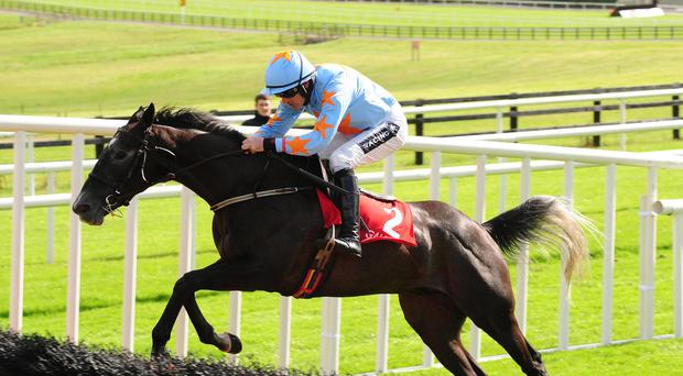 Bachasson proved much too good in the opener at Galway