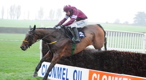 Road To Riches is back with a bang in the Clonmel Oil Chase