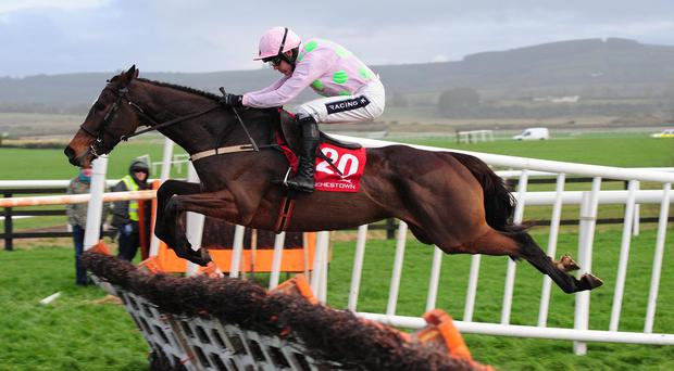 Min lives up to the hype at Punchestown