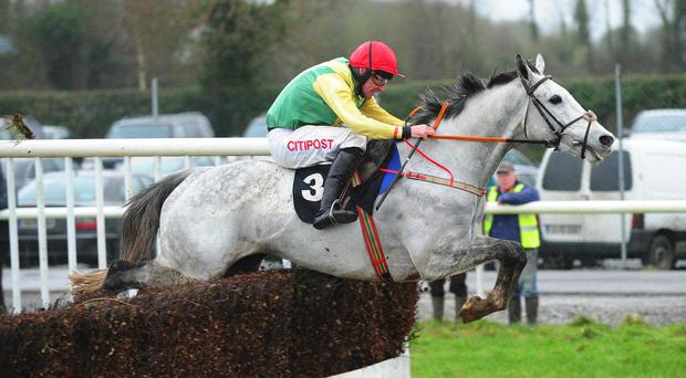 Smashing jumps the last to win at Thurles