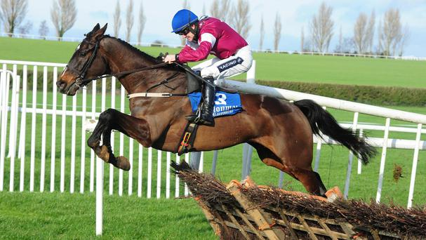 Arkwrisht on his way to Grade 3 glory at Clonmel