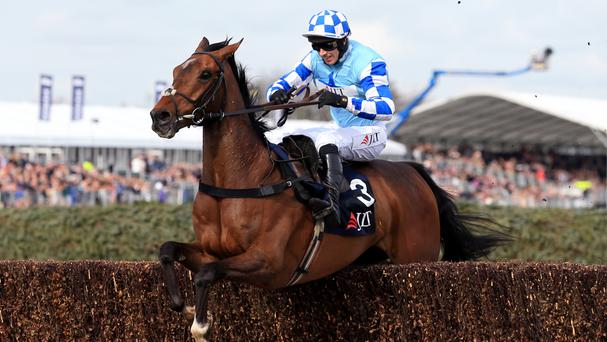 God's Own lands the Melling Chase