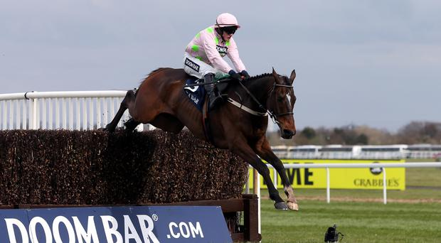 Douvan is a class apart at Aintree