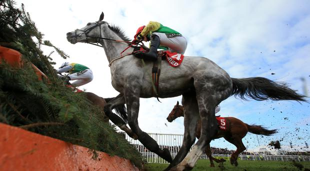Jonathan Burke sustained fractured vertebrae in a gallops incident