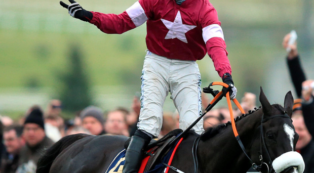 Winning pointer: Bryan Cooper is worth following at Downpatrick today