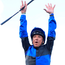 At the double: Frankie Dettori, celebrating yesterday's Newmarket win on Spain Burg, his second of the day, rides Bravo Zolo in today's feature, the Betfred Cambridgeshire