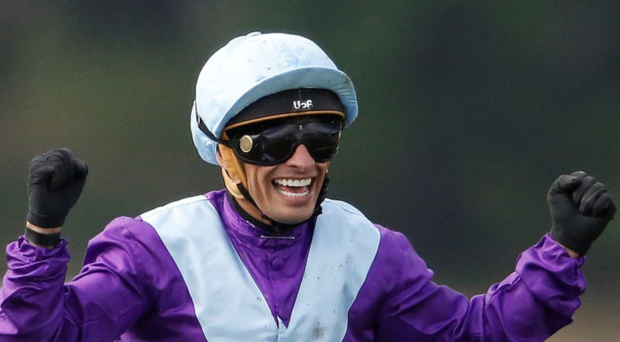 Top tip: Silvestre de Sousa can win when riding Hersigh at Chelmsford