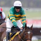 Winner alright: Barry Geraghty has every chance on board Unowhatimeanharry at Ascot today