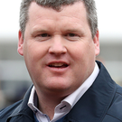 Big chance: Gordon Elliott has strong hand for the Irish Grand National