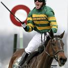 Last hurrah: Tony McCoy wants to end on a high note