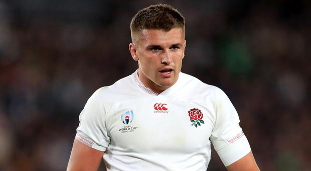 Henry Slade will miss the start of the Six Nations (Adam Davy/PA)