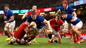 A motion has been tabled in a bid to keep the Six Nations on free-to-air television (Adam Davy/PA)