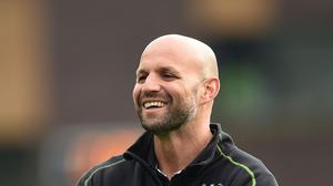Northampton rugby director Jim Mallinder, pictured, has secured the services of Tom Kessell
