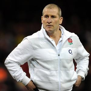 Stuart Lancaster, pictured, says he will not speak to Dylan Hartley until after the tour to Argentina