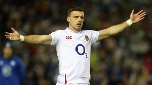 George Ford reflected on the impact of coronavirus on the Six Nations (David Davies/PA)
