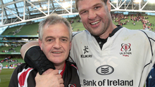 Flashback: Celebration time for Brian McLaughlin and Johann Muller in 2012