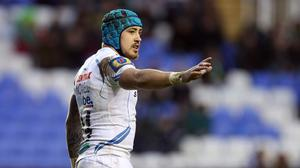 Jack Nowell has been in fine form for Exeter