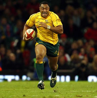 Sekope Kepu says Australia have players 'that can fill those shoes'