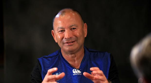 """England boss Eddie Jones says Saturday's clash with New Zealand will be """"a great contest"""" (Adam Davy/PA)"""