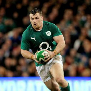 Cian Healy refuses to call New Zealand the All Blacks.