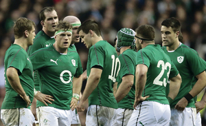 Together as one: Ireland will have to show their quality to bounce back