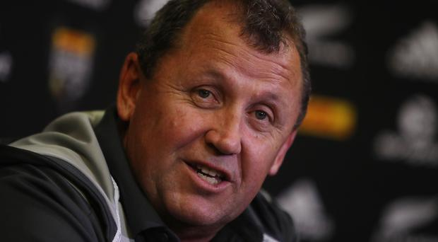 Ian Foster has been appointed the new All Blacks head coach (David Davies/PA)